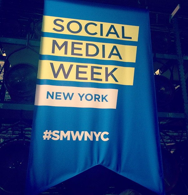 Social Media Week: Day 1 Recap